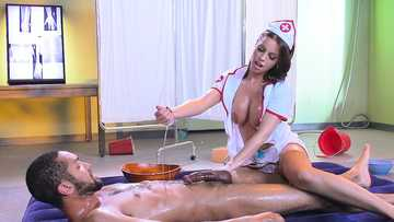Britney Amber: The Nuru Nurse