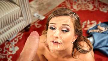 Teen nanny Honour May satisfies sexual needs of her employer Danny D